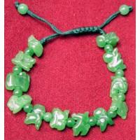 12 Zodiac Animal Jadeite Bracelet
