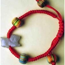 Dog Jadeite Bracelet