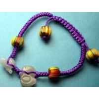 Suitable Ox & Snake Jadeite Bracelet