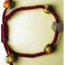Pig Jadeite Bracelet