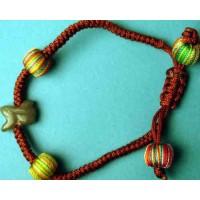 Rabbit Jadeite Bracelet