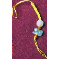 Tiger Jadeite Phone Strap