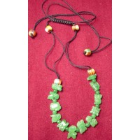 12 Zodiac Animal Jadeite Necklace