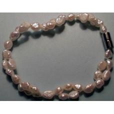 Pearl Chain Short Bracelet
